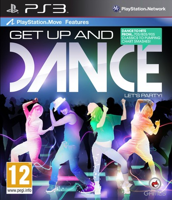 Get Up And Dance PS3 coverM (BLES01338)