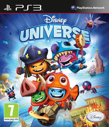 Disney Universe PS3 coverM (BLES01354)