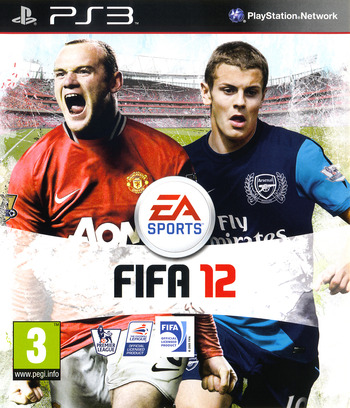 FIFA 12 PS3 coverM (BLES01381)