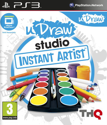 uDraw Studio PS3 coverM (BLES01391)