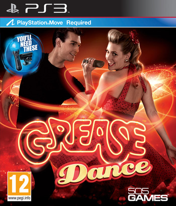 Grease Dance Array coverM (BLES01410)