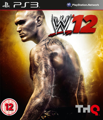 WWE 12 Array coverM (BLES01439)
