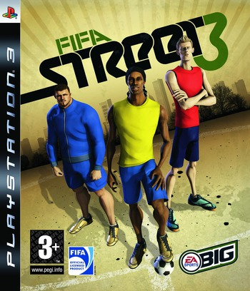 FIFA Street PS3 coverM (BLES01493)