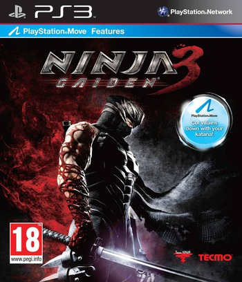 Ninja Gaiden 3 PS3 coverM (BLES01524)