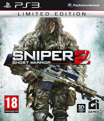 Sniper: Ghost Warrior 2 Limited Edition PS3 coverM (BLES01527)