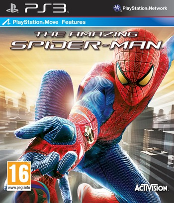 The Amazing Spider-Man PS3 coverM (BLES01547)