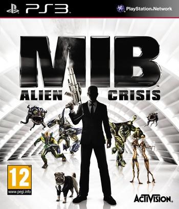 Men in Black: Alien Crisis PS3 coverM (BLES01549)