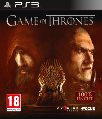 Game of Thrones PS3 coverM (BLES01579)