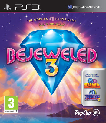 Bejeweled 3 PS3 coverM (BLES01601)