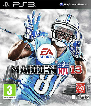 Madden NFL 13 PS3 coverM (BLES01603)