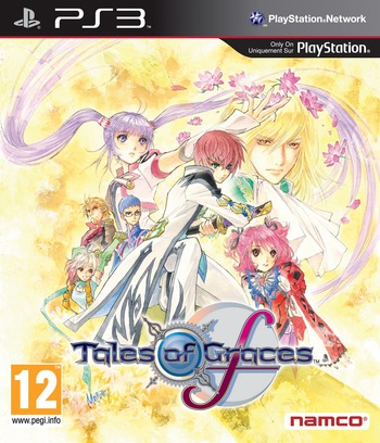 Tales of Graces F PS3 coverM (BLES01617)