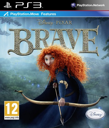Brave: The Video Game PS3 coverM (BLES01633)