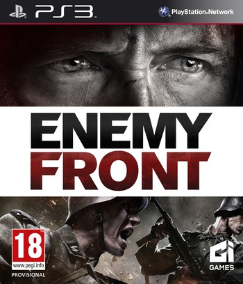 Enemy Front PS3 coverM (BLES01654)
