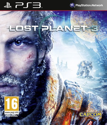 Lost Planet 3 PS3 coverM (BLES01685)