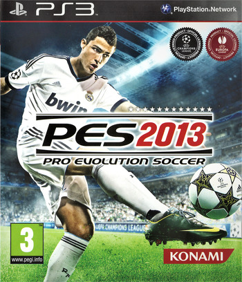 Pro Evolution Soccer 2013 PS3 coverM (BLES01708)