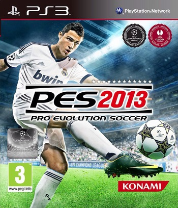 Pro Evolution Soccer 2013 PS3 coverM (BLES01709)