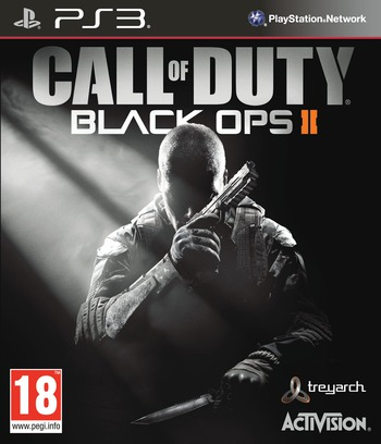 Call of Duty: Black Ops II PS3 coverM (BLES01719)