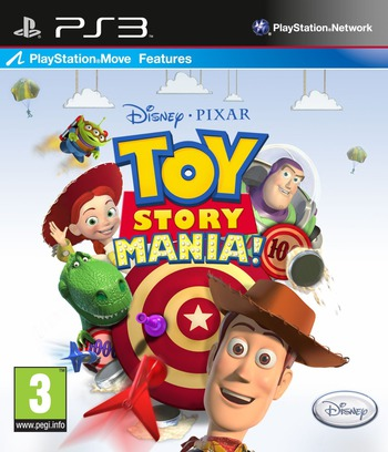 Toy Story Mania! PS3 coverM (BLES01730)