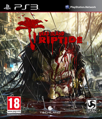 Dead Island Riptide PS3 coverM (BLES01739)