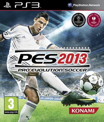 Pro Evolution Soccer 2013 PS3 coverM (BLES01746)