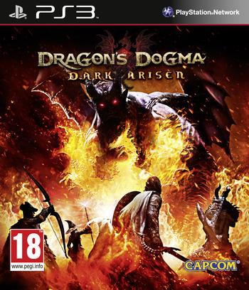 Dragon's Dogma: Dark Arisen PS3 coverM (BLES01794)