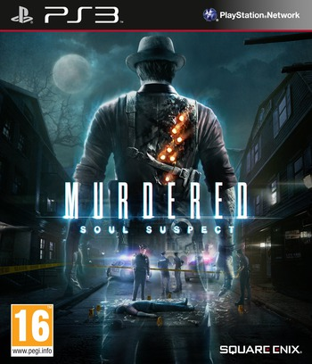 Murdered : Soul Suspect PS3 coverM (BLES01836)