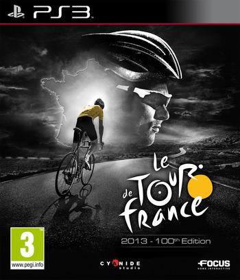 Le Tour de France 2013 - 100th Edition PS3 coverM (BLES01846)