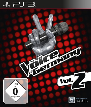 The Voice of Germany Volume 2 Array coverM (BLES01891)