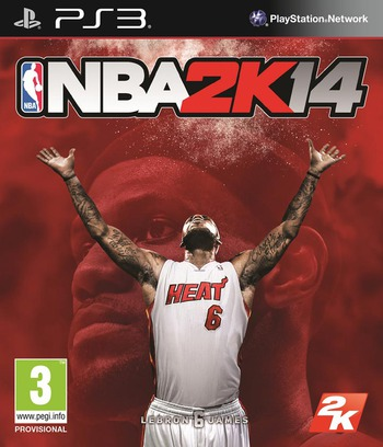 NBA 2K14 PS3 coverM (BLES01920)