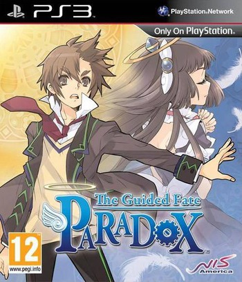 The Guided Fate Paradox PS3 coverM (BLES01940)