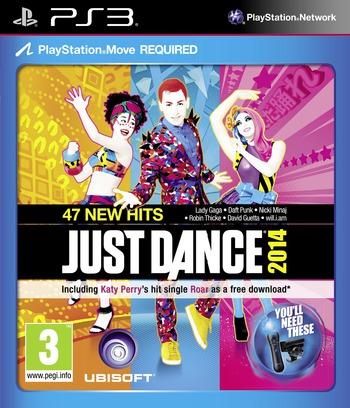 Just Dance 2014 PS3 coverM (BLES01955)
