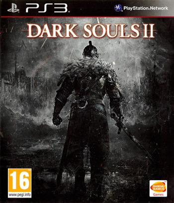 Dark Souls II PS3 coverM (BLES01959)