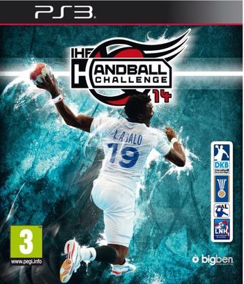 IHF Handball Challenge 14 PS3 coverM (BLES01993)