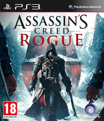 Assassin's Creed: Rogue PS3 coverM (BLES02061)