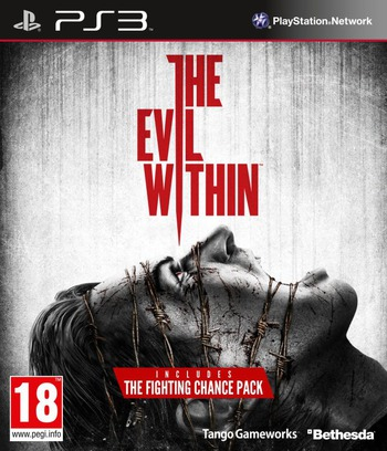 The Evil Within PS3 coverM (BLES02093)