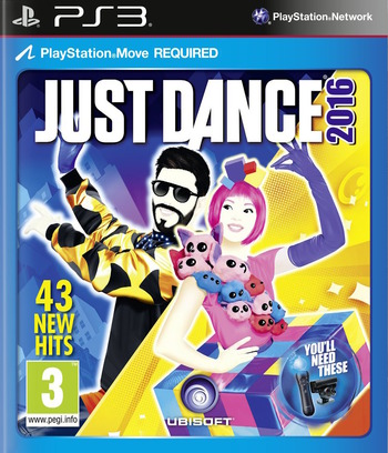 Just Dance 2016 PS3 coverM (BLES02179)