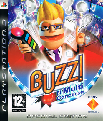 Buzz! El MultiConcurso - Special Edition PS3 coverM (BCES00303)