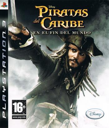 Piratas del Caribe: En el Fin del Mundo PS3 coverM (BLES00066)