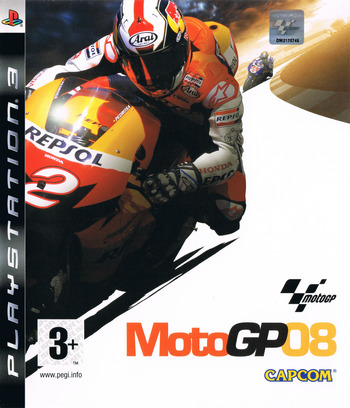MotoGP 08 PS3 coverM (BLES00396)