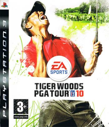 Tiger Woods PGA Tour 10 PS3 coverM (BLES00530)