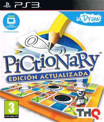 Pictionary: Edición Actualizada PS3 coverM (BLES01474)
