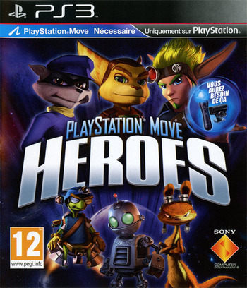 PlayStation Move Heroes Array coverM (BCES00956)