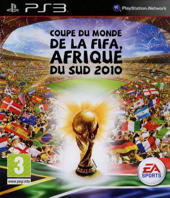 Coupe du Monde de la FIFA:Afrique du Sud 2010 PS3 coverM (BLES00796)