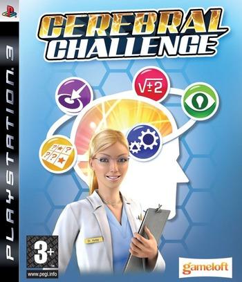 Cérébral Challenge PS3 coverM (BLES30213)