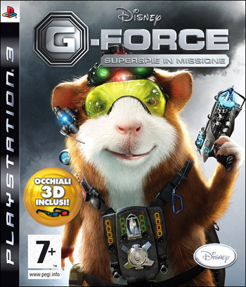 G-Force: Superspie in Missione PS3 coverM (BLES00574)