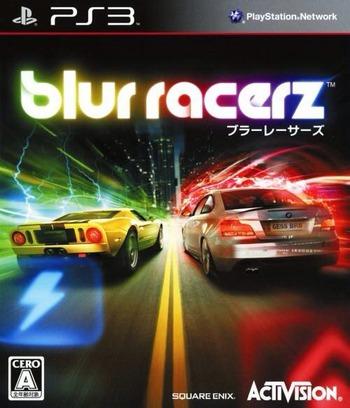 PS3 coverM (BLJM60244)