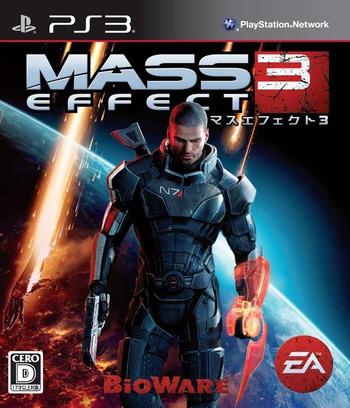 マスエフェクト 3 PS3 coverM (BLJM60427)
