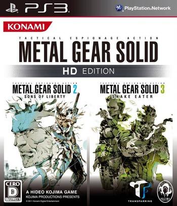 PS3 coverM (BLJM61001)