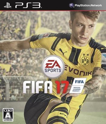 PS3 coverM (BLJM61340)