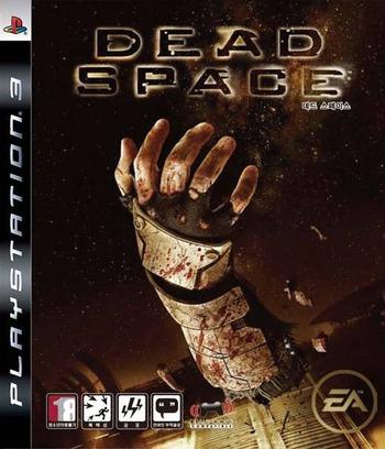 데드 스페이스 PS3 coverM (BLKS20087)